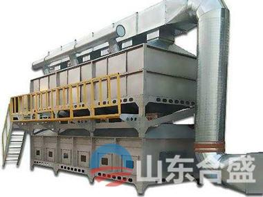 RCO催化燃烧净化设备